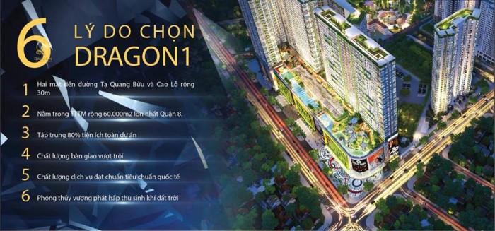 Ưu tiên chọn căn hộ tháp đẹp nhất dự án TT quận 8 liền kề Đại siêu thị rộng 7ha