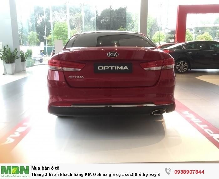 Tháng 6 tri ân khách hàng KIA Optima giá cực sốc!!!hỗ trợ vay đến 90% xe! lãi suất chỉ 0.65%. Liên hệ ngay!!