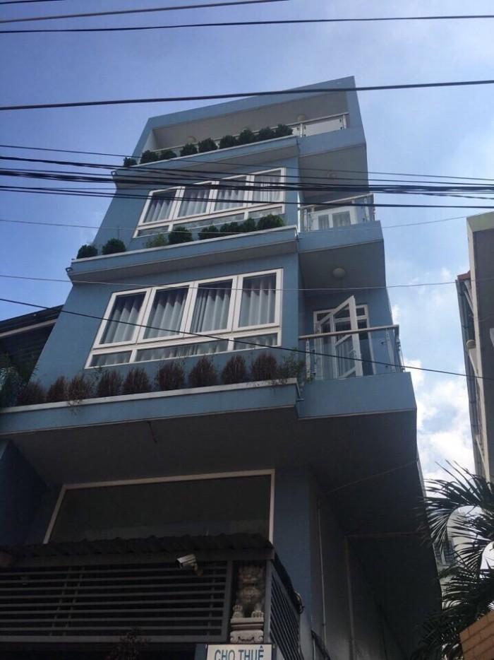 Bán Nhà trọ Đường Số 7, phường 7, quận Gò Vấp, 6 x 26m (nở hậu 8m), 3 lầu, giá 10,5 tỷ