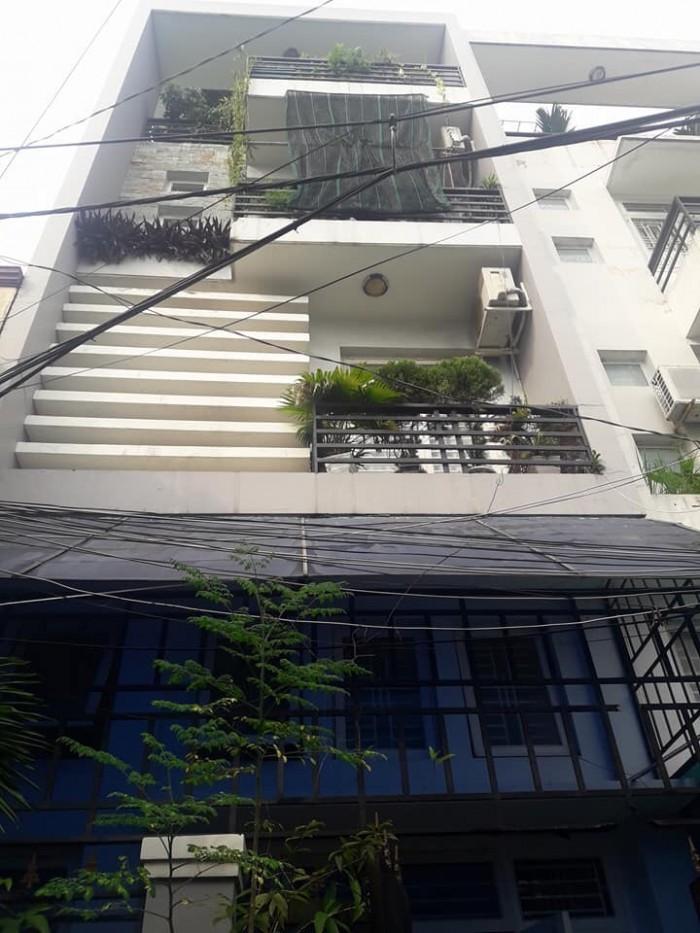 Bán Nhà hẻm 254 Lê Văn Thọ, phường 11, quận Gò Vấp, 5 x 10,5m, 1 Trệt + 1 lửng, 3 Lầu, giá 3,6 tỷ