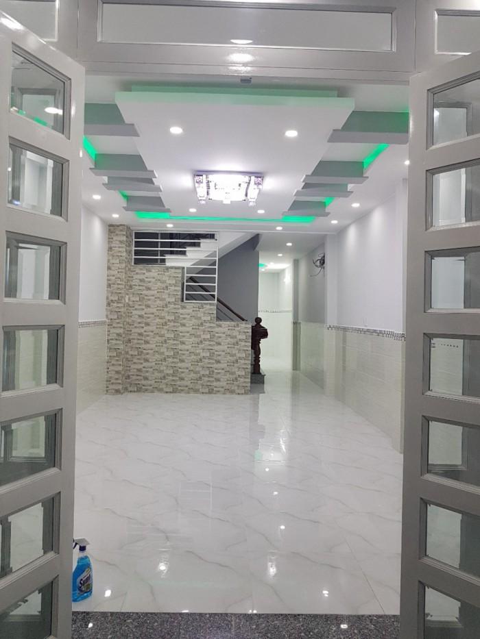 Bán nhà mặt tiền đường Trương Đăng Quế, phường 3, quận Gò Vấp, 4 x 20m, 1 Trệt + 2 Lầu, giá 8,2 tỷ