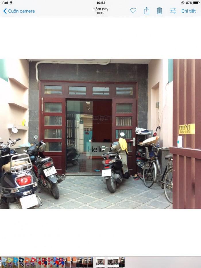 Bán Nhà 2 Mặt Tiền Hẻm 1 trục Nguyễn Oanh, Phường 17, Gò Vấp, 4 x 20m, 1 trệt + 1 lửng, 3 Lầu, giá 7,4 tỷ