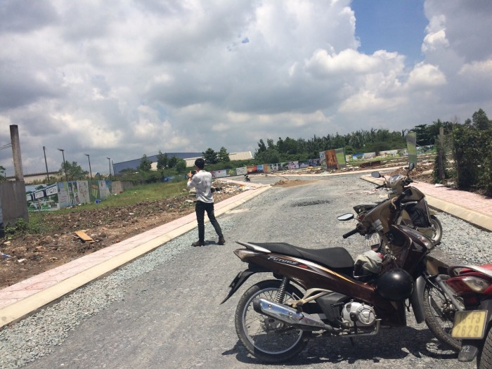 Bán đất nền KDC Đại Phú mặt tiền Trần Đại Nghĩa Bình Chánh