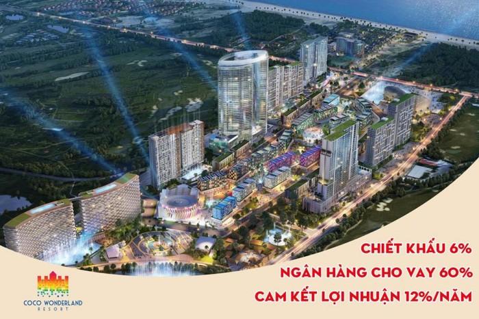 Hot!!! Đầu tư căn hộ tại Cocobay Đà Nẵng, cùng 15 ngày nghĩ dưỡng miễn phí hằng năm