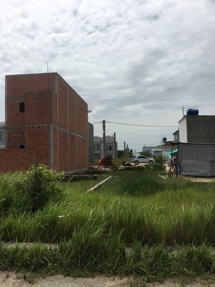 đất mặt đường Bùi Văn Ngữ,HM,SHR,5*17