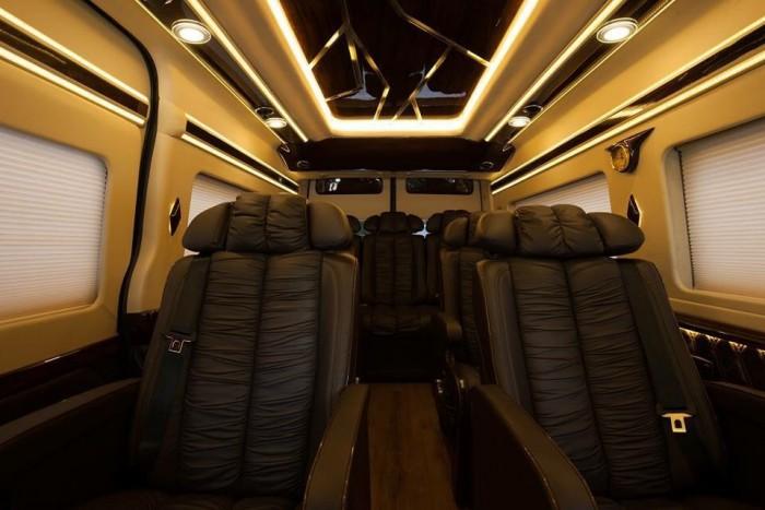 Bán Xe Ford Transit Limousine 2017 Kèm Nhiều Quà Tặng Hấp Dẫn 12
