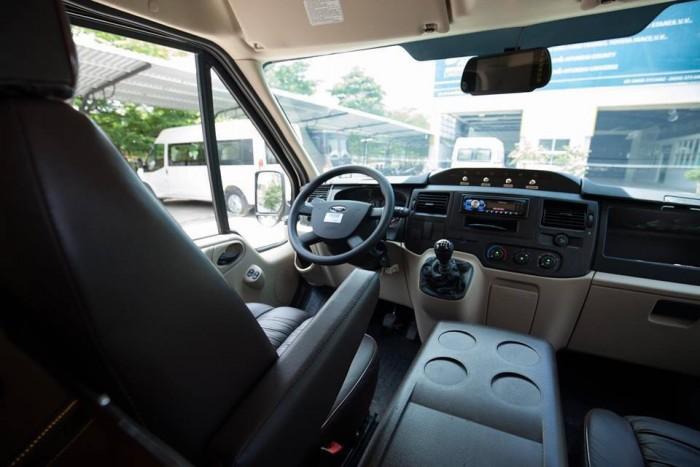 Bán Xe Ford Transit Limousine 2017 Kèm Nhiều Quà Tặng Hấp Dẫn 7