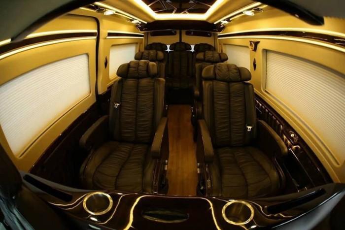 Bán Xe Ford Transit Limousine 2017 Kèm Nhiều Quà Tặng Hấp Dẫn 11