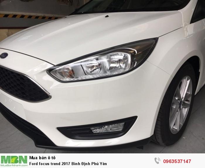 Ford focus trend 2017 Bình Định Phú Yên