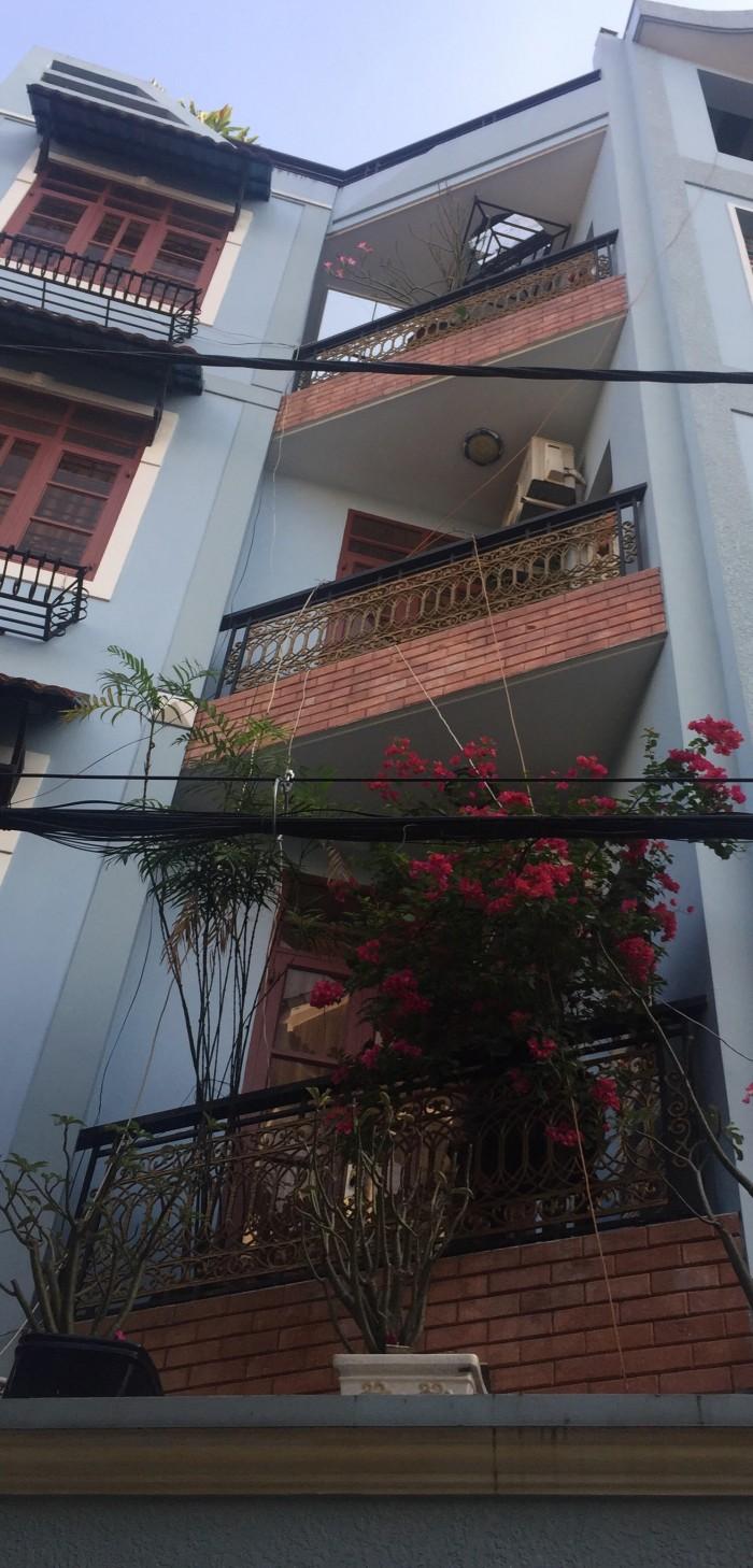 Nhà hẻm Phạm Văn Hai, Tân Bình, 42m, 5PN.