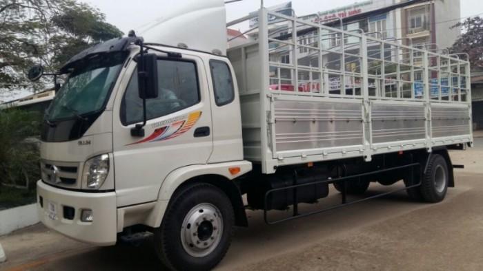 Mua bán xe tải  từ 7 tấn đến 9 tấn 2017 thùng dài tại Bà Rịa Vũng Tàu 4