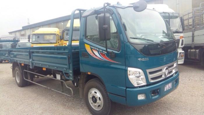 Mua bán xe tải  từ 7 tấn đến 9 tấn 2017 thùng dài tại Bà Rịa Vũng Tàu 5