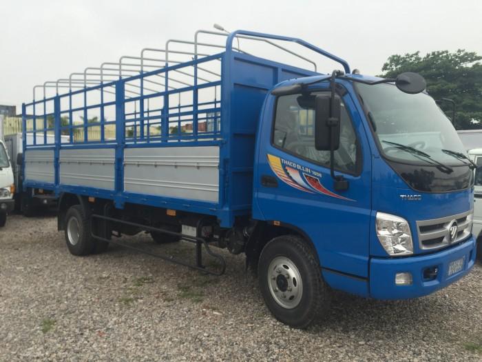 Mua bán xe tải  từ 7 tấn đến 9 tấn 2017 thùng dài tại Bà Rịa Vũng Tàu 1