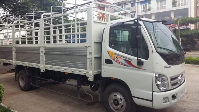 Mua bán xe tải  từ 7 tấn đến 9 tấn 2017 thùng dài tại Bà Rịa Vũng Tàu 2