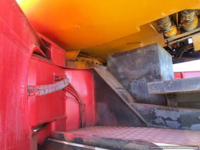 xe cẩu cũ nhập từ Úc PPM C1180- 127 tấn-2 tời 15