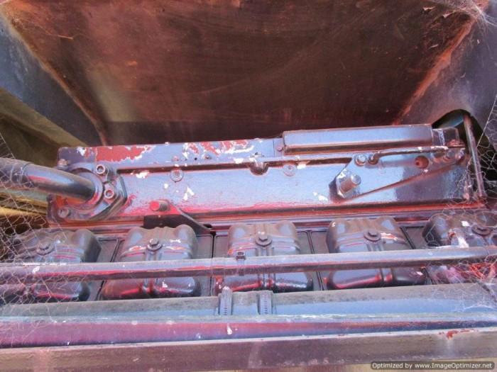 xe cẩu cũ nhập từ Úc PPM C1180- 127 tấn-2 tời 8