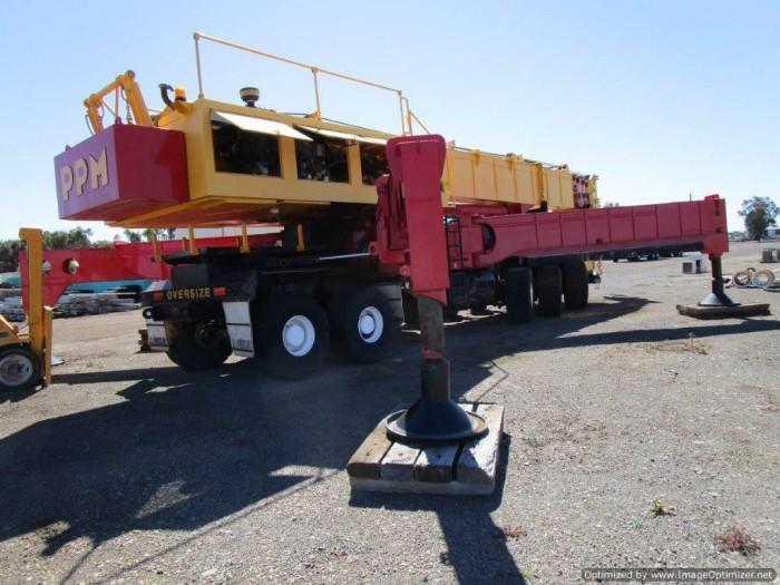xe cẩu cũ nhập từ Úc PPM C1180- 127 tấn-2 tời 5