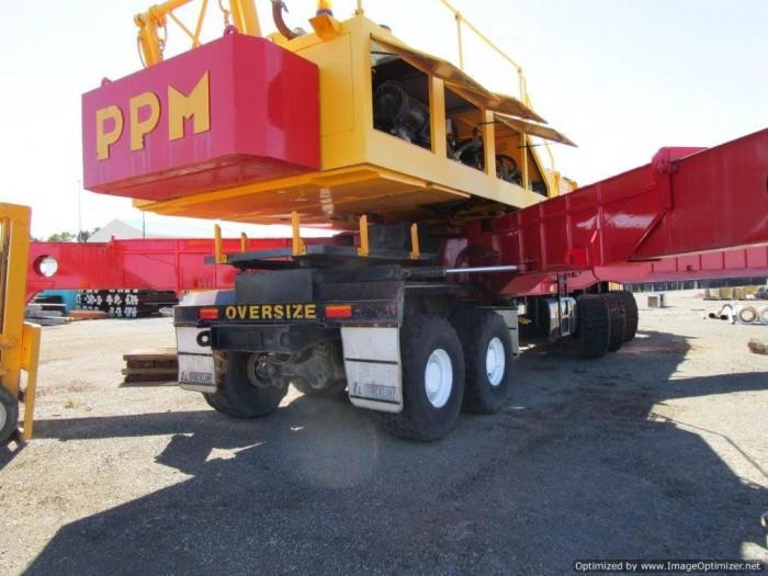 xe cẩu cũ nhập từ Úc PPM C1180- 127 tấn-2 tời 3