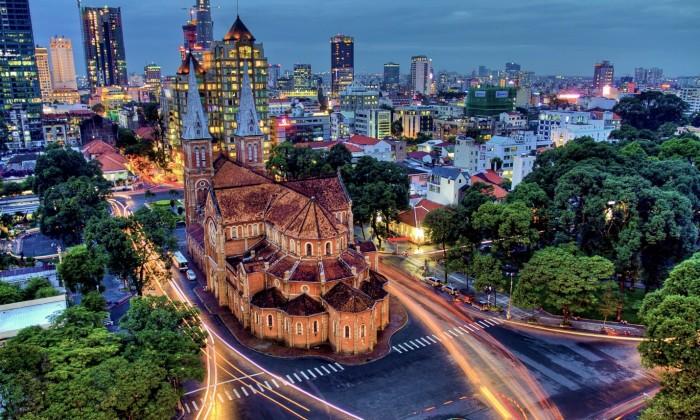 Hà Nội - Sài Gòn - Miền Tây - Vũng Tàu