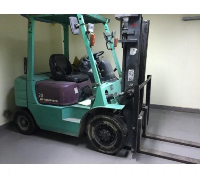 Tuyển kỹ thuật sửa chữa xe nâng điện
