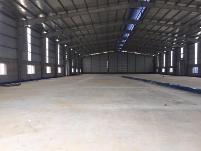 Cho thuê nhà xưởng tại Bỉm Sơn, Thanh Hóa 1510m2 giá rẻ 25k/m2