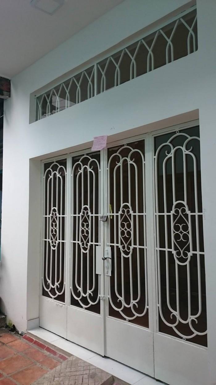 Hẻm 233 Nguyễn Duy Cung, P.12, Gò Vấp, gần chợ, 3,5x10m, TL nhà còn mới