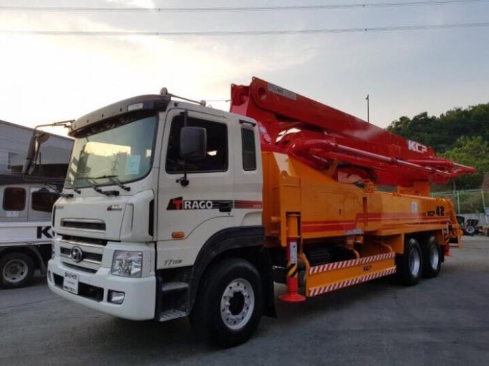 xe bơm cần XCMG 46m-48,5m-52m-56m