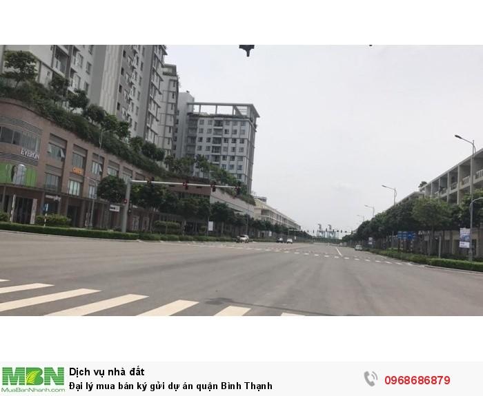 Nhận mua bán ký gửi dự án bất động sản tại Bình Thạnh