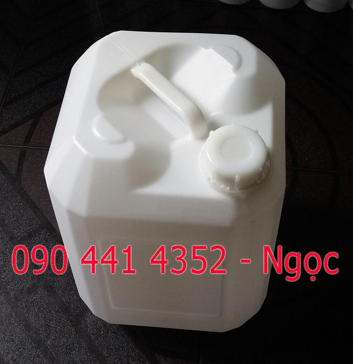 Can nhựa 10 lít vuông xanh, can nhựa 20 lít bầu, can nhựa 25 lít trắng . Can nhựa 30 lít xanh giá rẻ tphcm