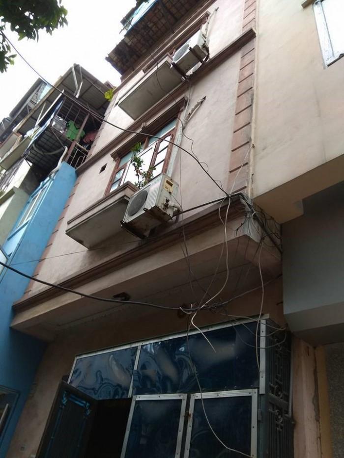 Bán nhà Kinh Doanh Q. Hai Bà Trưng, 4 tầng