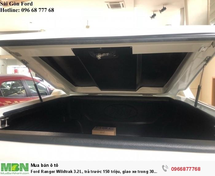 Ford Ranger Wildtrak 2.0L số tự động, trả trước 150 triệu, giao xe trong 30 ngày 4