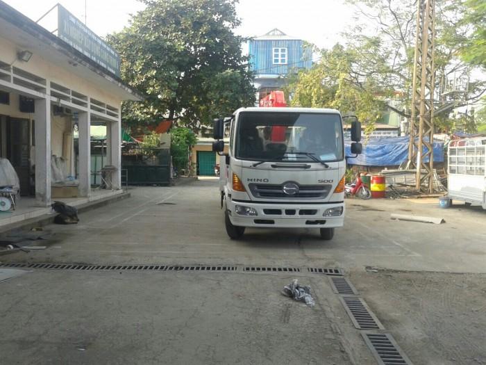 Xe tải  HINO FC9JL