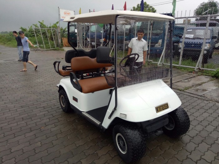 Xe điện du lịch-xe điện sân golf 5 chỗ giá rẻ