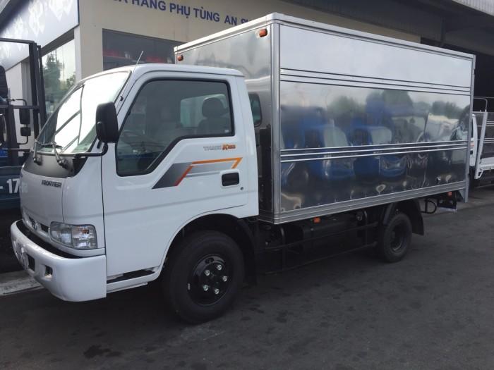 Xe Tải Thaco Kia K165 2,4 Tấn.