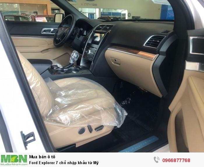 Ford Explorer 7 chỗ nhập khẩu từ Mỹ 5