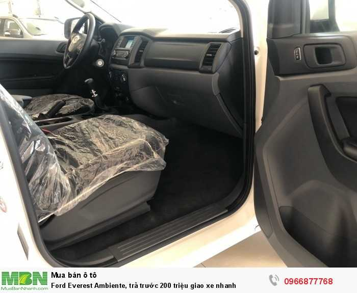 Ford Everest Titanium 2.0L 4x4 - Giao xe nhanh trong 30 ngày