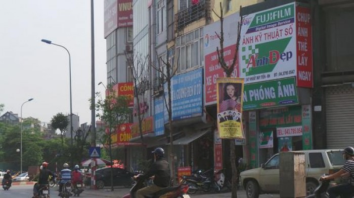 Bán nhà mặt phố Khuất Duy Tiến Thanh Xuân Hà Nội