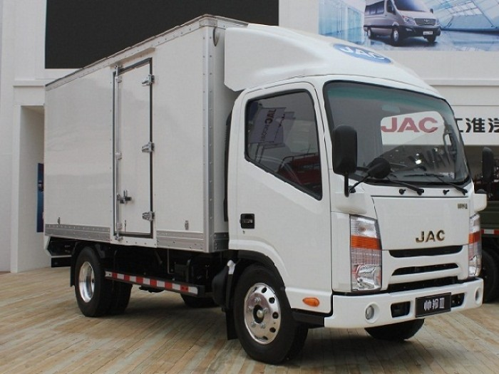 Xe tải JAC 1.99 Tấn -Thùng Kín (Cao cấp)