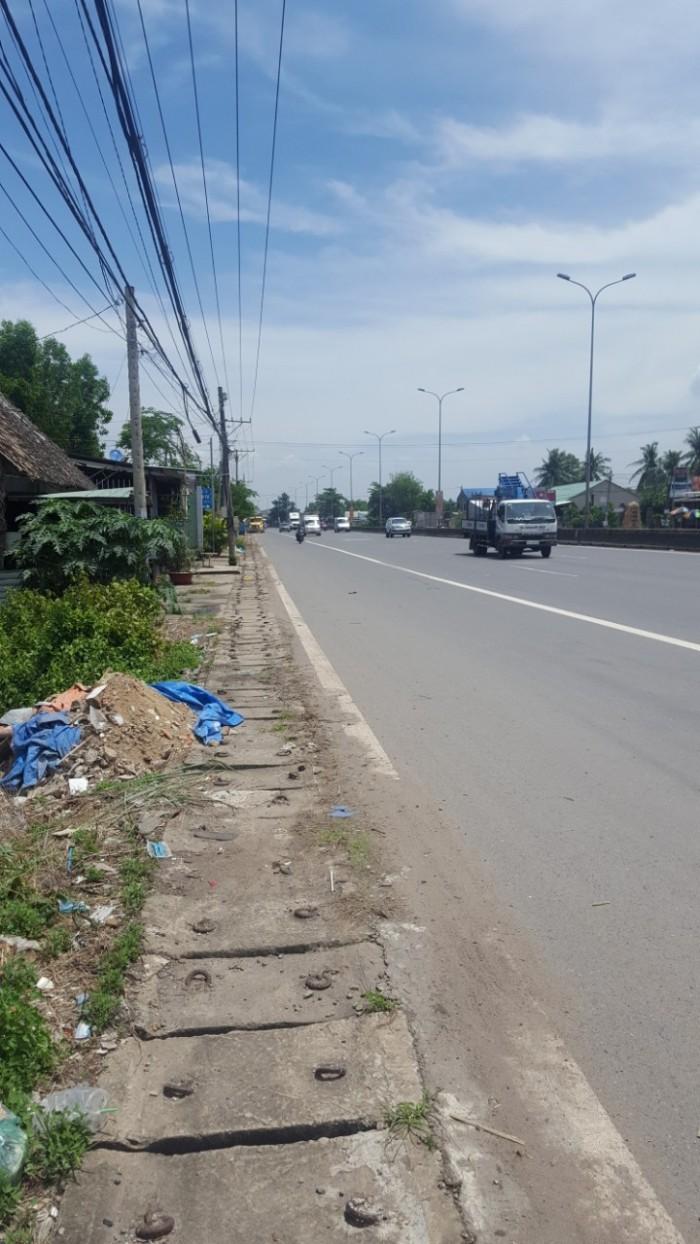Bán đất mặt tiền QL 51, Xã Long Phước, Long Thành, Đồng Nai giá rẻ