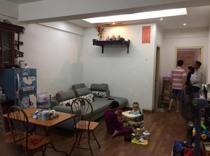 Cần bán chung cư Xa La 2 ngủ nội thất đầy đủ giá rẻ bất ngờ