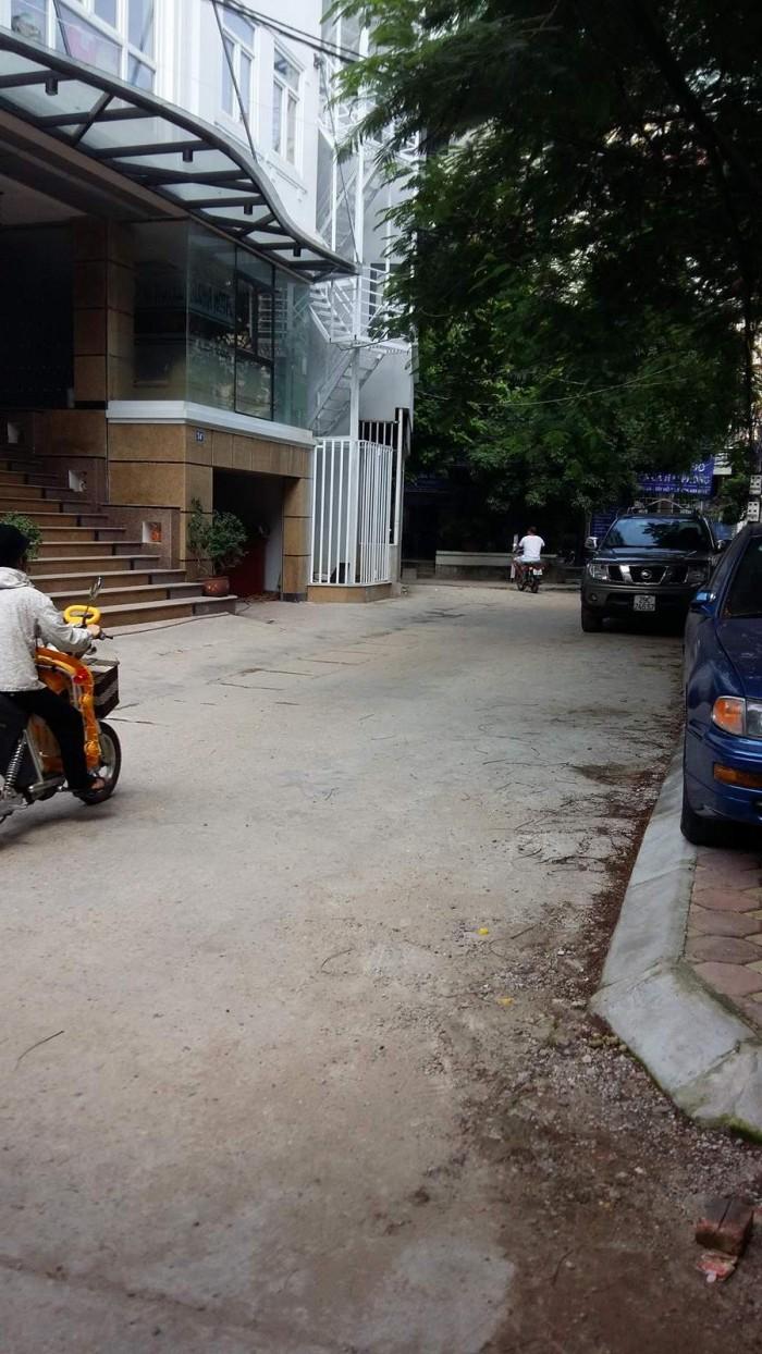Bán nhà đẹp kinh doanh đỉnh, ô tô đua nhau tại Trương Định