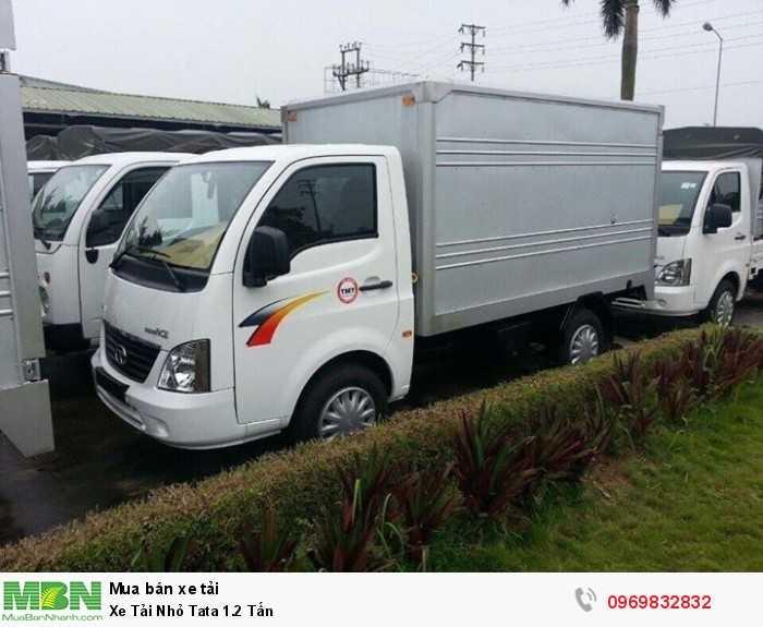 Tata Số tay (số sàn) Xe tải động cơ Dầu diesel