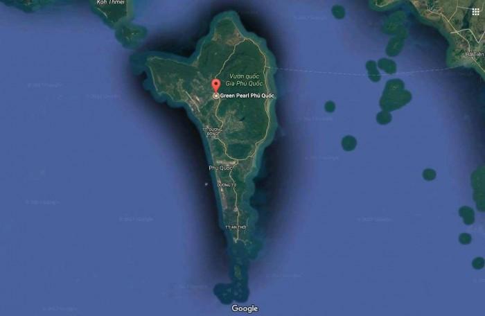 Bán gấp 8 lô đất nền dự án Green Pearl Phú Quốc
