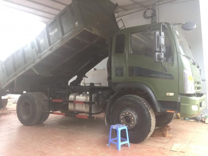 Bán xe tải ben trường giang 9,2 tấn 9 tấn 2 9T2 2015 xe đẹp giá tốt 15