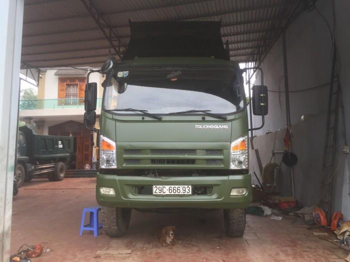 Bán xe tải ben trường giang 9,2 tấn 9 tấn 2 9T2 2015 xe đẹp giá tốt 11
