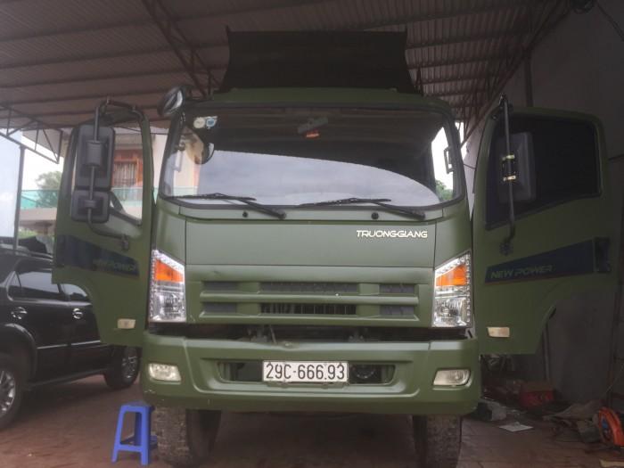 Bán xe tải ben trường giang 9,2 tấn 9 tấn 2 9T2 2015 xe đẹp giá tốt 1