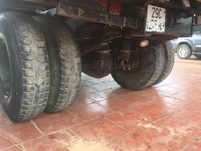 Bán xe tải ben trường giang 9,2 tấn 9 tấn 2 9T2 2015 xe đẹp giá tốt 5