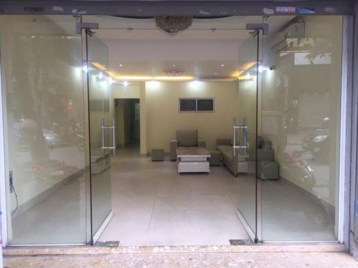 Cho thuê nhà mặt phố Quán Thánh, DT 25m2, 1 tầng