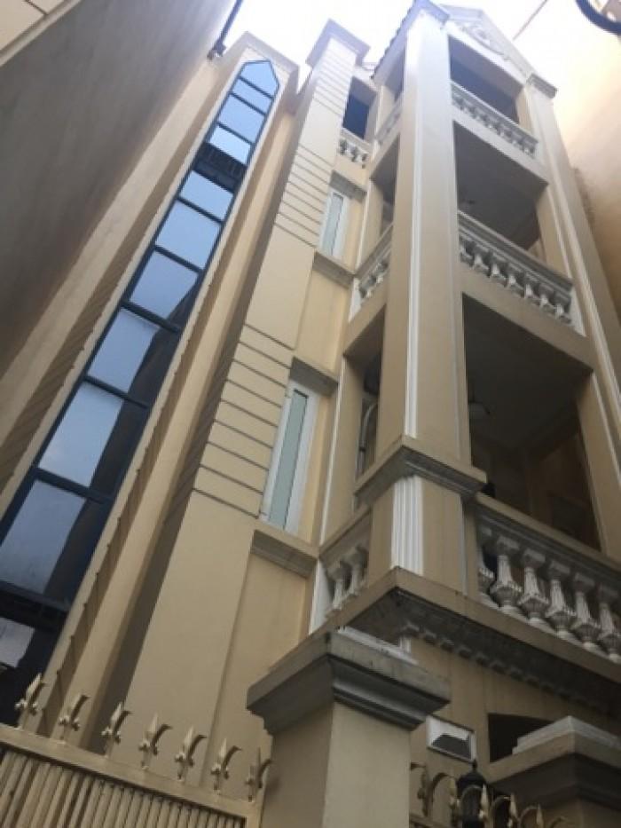 Bán nhà Ngọc Khánh, Ba Đình 60m2 mặt tiền 5.7m