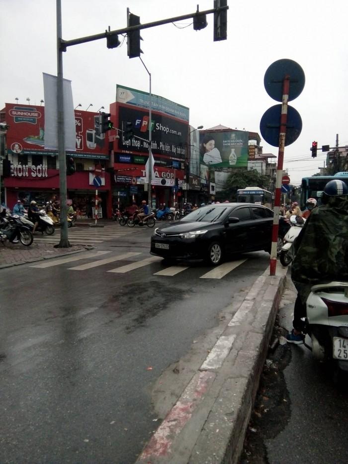 Bán đất Kinh Doanh đang quy hoạch sầm uất nhất phố Trâu Qùy, Gia Lâm.